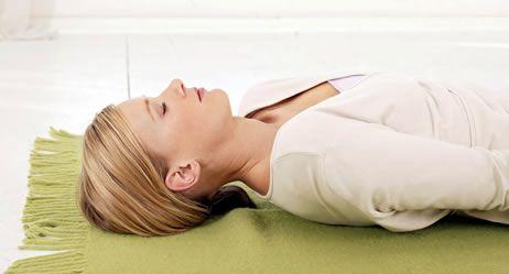 Progressive Muskelentspannung / Muskelrelaxation nach Jacobson Übungen