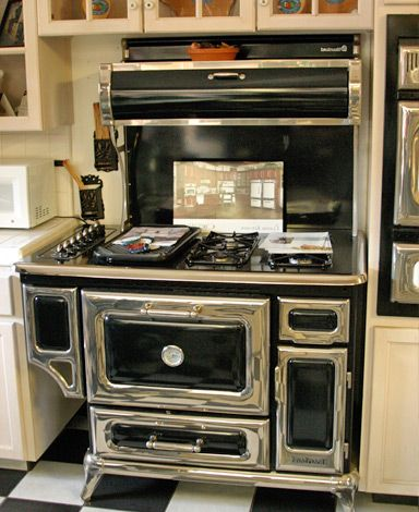 70 best Wood Stove 2 images on Pinterest Antique stove Vintage