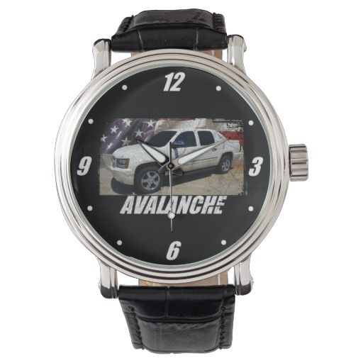 2013 Avalanche LTZ Watches
