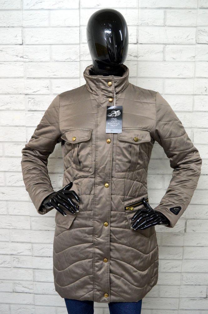 timeless design f6013 06906 Piumino Donna HOGAN Taglia 42 Giacca Jacket Woman Giubbotto ...