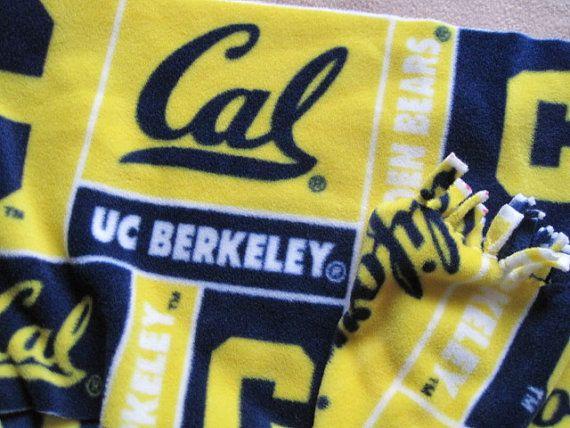 California University in Berkeley Fleece by CutnTiedbyRedYvette, $6.00