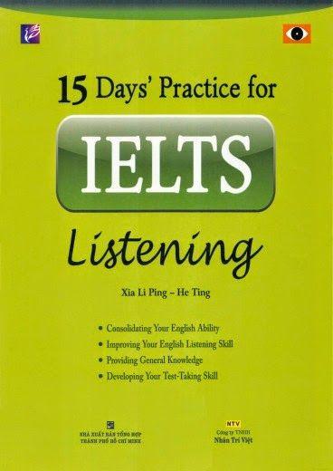 15 DAYS PRACTICE FOR IELTS LISTENING (PDF + AUDIO)