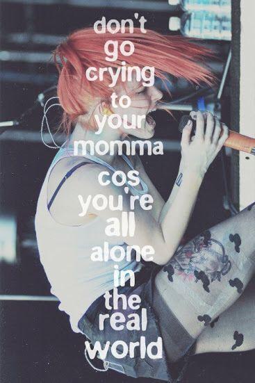 Paramore ... Ain't It Fun