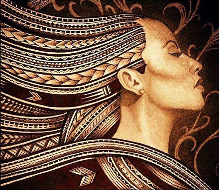 Polynesian Tribal Wallpaper: 35 Best Trippy Polynesian Tattoos Images On Pinterest