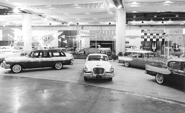 1956 Studebaker Dealership Studebaker