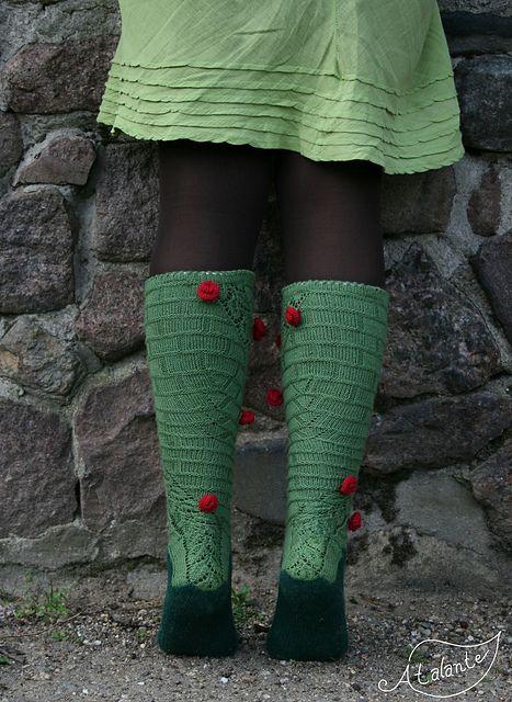 Ravelry: Dornröschen pattern by Lotta Groeger