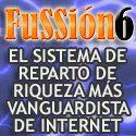 """http://youtu.be/kKauqKdg-4M FUSSION6 Este programa es algo que es totalmente INNOVADOR EN INTERNET. Imagine un sistema donde podemos trabajar toda la vida, TOTALMENTE SUSTENTABLE. Dónde los """" NUEVOS ENTRAN EN LO ALTO DE LA MATRIZ Y GANAN RAPIDAMENTE """" http://www.fussion6.com/Tina30"""