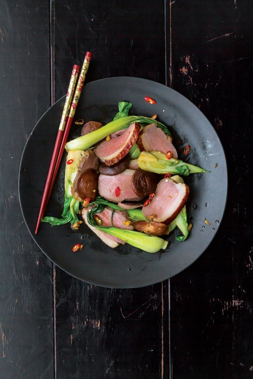 Duck Recipes - Photo Gallery   SAVEUR (Accompanying article written by my friend's husband.)