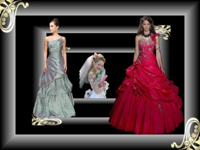Sognare un negozio di abiti da sposa
