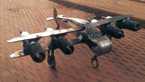 Flatware plane