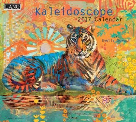 Kaleidoscope 2017 Wall Calendar , 17991001985 | Lang