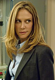LONG NARROW FACE -  Sons of Anarchy Exclusive: Ally Walker Discusses the Powerful Season Finale