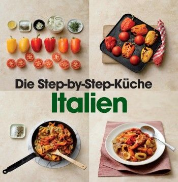 Step-By-Step-Küche Italien by Parragon Books