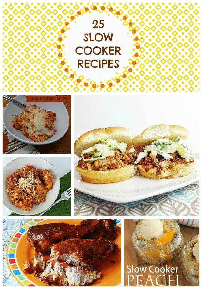 Slow Cooker Recipes :: 25 Crock Pot Recipes for Fall