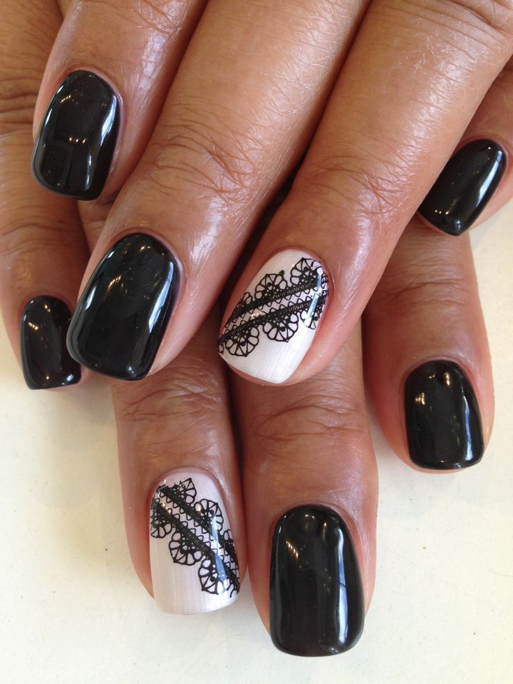 114 best bio sculpture gel nail art images on pinterest black lace effect made with bundle monster stamping template bio sculpture gel colours prinsesfo Gallery