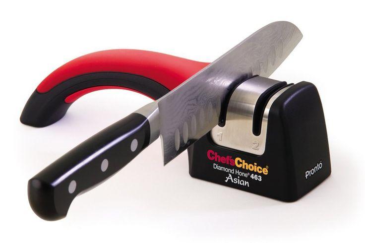 Birchline - Chef'sChoice® Asian Knife Sharpener 463, $39.99 (http://www.birchline.com/chefschoice-asian-knife-sharpener-463/)