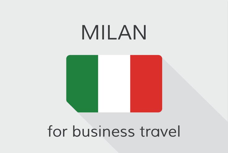 #Milan - The economic central of Italy