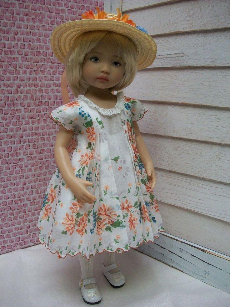Конспект юбка для куклы