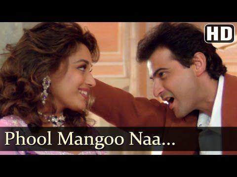 Phool Mangoo Naa Bahaar - Raja Songs - Madhuri Dixit - Sanjay Kapoor - Udit Narayan - Alka Yagnik - YouTube