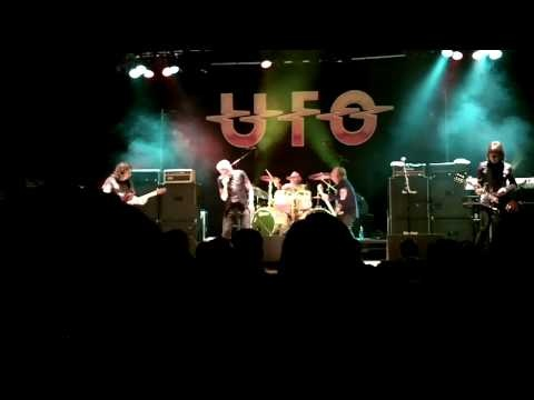 UFO - When daylight comes to town @ Middlesbrough Town Hall 23/04/2010