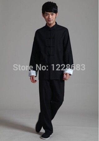 Бесплатная доставка тай-чи белье кунг-фу рубашка штаны китайской традиционной кунг-фу комплект одежды единый тан костюм тайцзи одежда