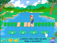 Los cocodrilos: #contar #numeros  | The crocodiles #counting #numbers #teachers