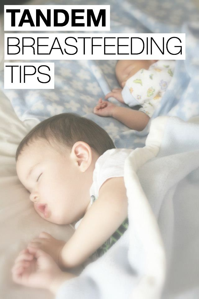 Tandem Breastfeeding; My Experience + Tips
