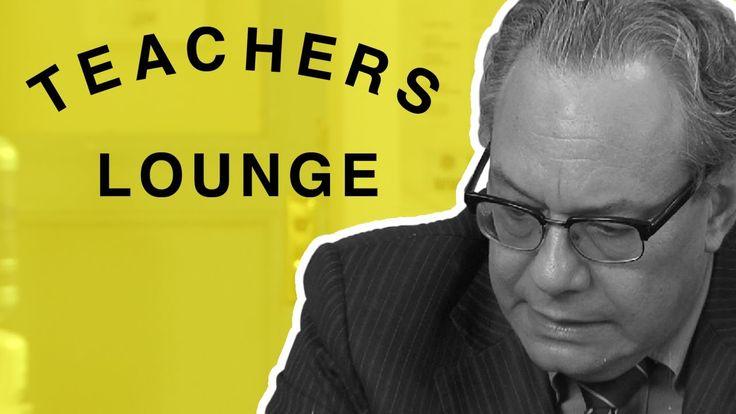 Lewis Black (Teachers Lounge Ep. 2)