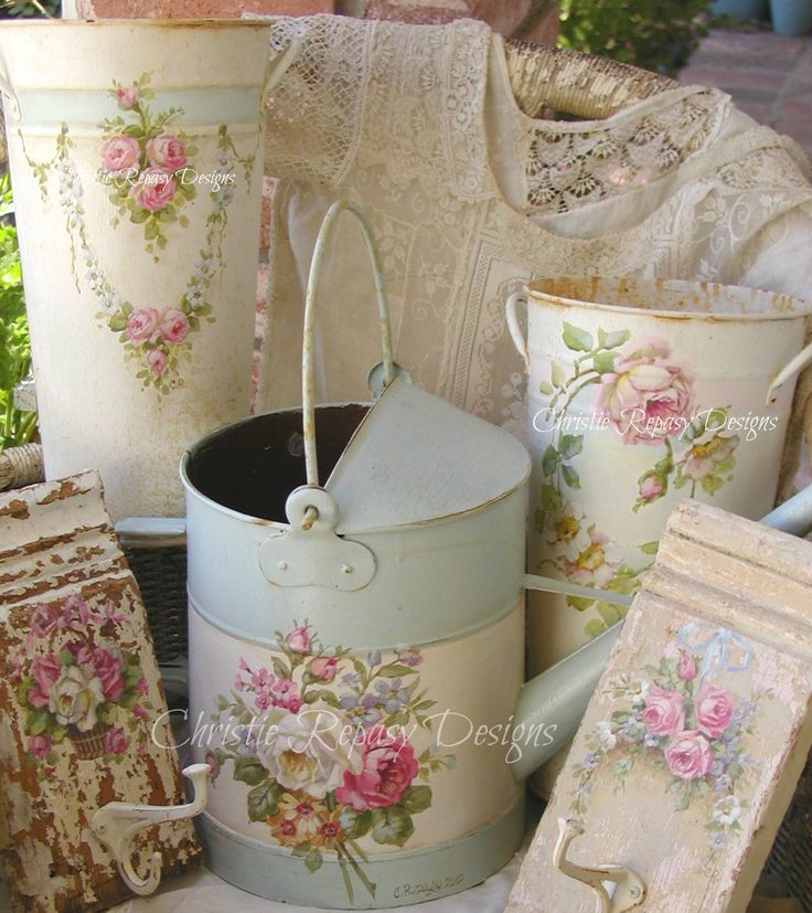 17 best images about victorian shabby chic vintage on pinterest romantic shabby chic Shabby chic style interieur