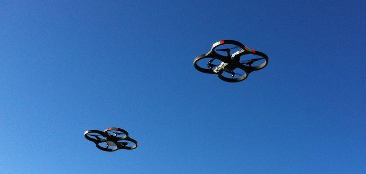 Sport van de toekomst - Drone Racing League - wonen voor mannen