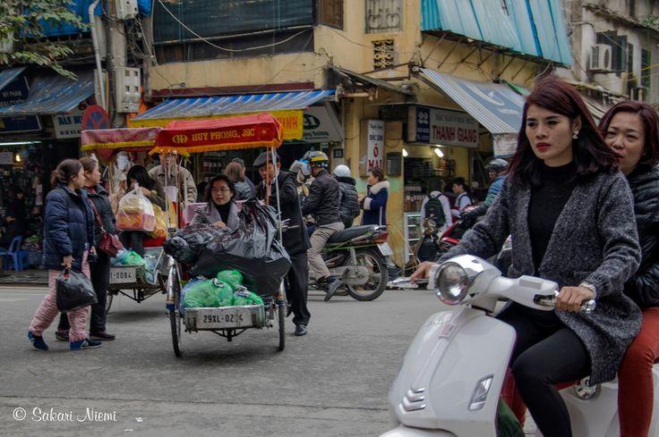 VN_160129 Vietnam_0232 Hanoin vanhaa kaupunkia