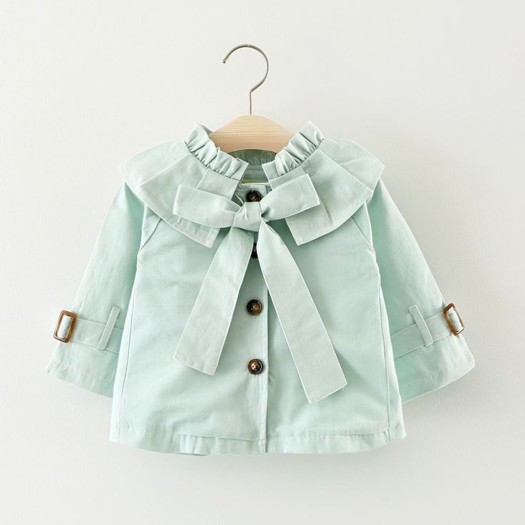 Autumn Baby Girls Jackets for Kids Outerwear 2017 Casual Brand Spring Child Outwear Children Clothing Baby Girl Clothes Casaco