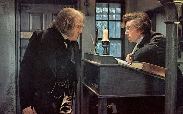 10 interesting things you didn't know about ' A Christmas Carol' (Albert Finney and David Collings in Scrooge (1970))