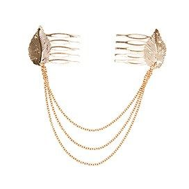 14 gouden haaraccessoires die ons kapsel partyproof maken - Jani