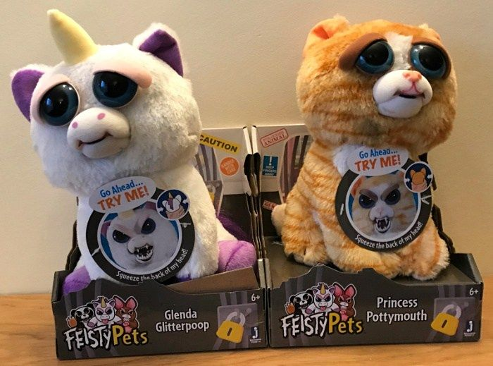 Feisty Pets From Jazwares Chelseamamma Animated Animals Pets Feisty