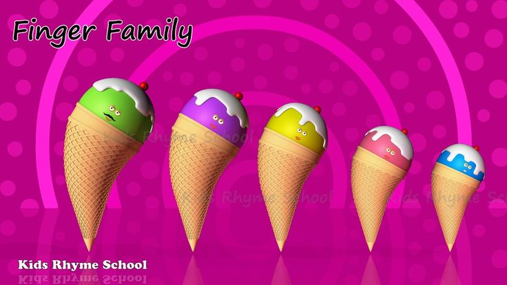Cone Ice Cream Finger Family Song | Nursery Rhymes and songs for kids  Daddy finger, daddy finger, where are you?  Here I am, here I am. How do you do?  Mommy finger, Mommy finger, where are you?  Here I am, here I am. How do you do?  Brother finger, Brother finger, where are you?  Here I am, here I am. How do you do?  Sister finger, Sister finger, where are you?  Here I am, here I am. How do you do?  Baby finger, Baby finger, where are you?  Here I am, here I am. How do you do?