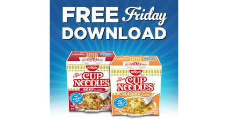 "YUM! FREE Nissin Cup Noodles @ Kroger & Affiliates! Right now you can score a FREE Nissin Cup Noodles @ Kroger & Affiliates! Digital Coupon must be downloaded to your loyalty card on Friday 3/17/17. Offer is valid through 4/2/17. Click on the link above Login into your account (or sign up for an … Continue reading ""YUM! FREE Nissin Cup Noodles @ Kroger & Affiliates!"""