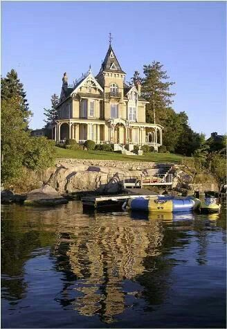 My dream home. Brockville Ontario  #Brockville #MLI #ESL #LearnEnglish #Canada #ON #Homestay #StudyinCanada