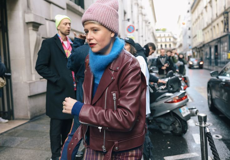 Phil Oh's Best Street Style Photos From Paris's Fall 2018 Menswear Shows