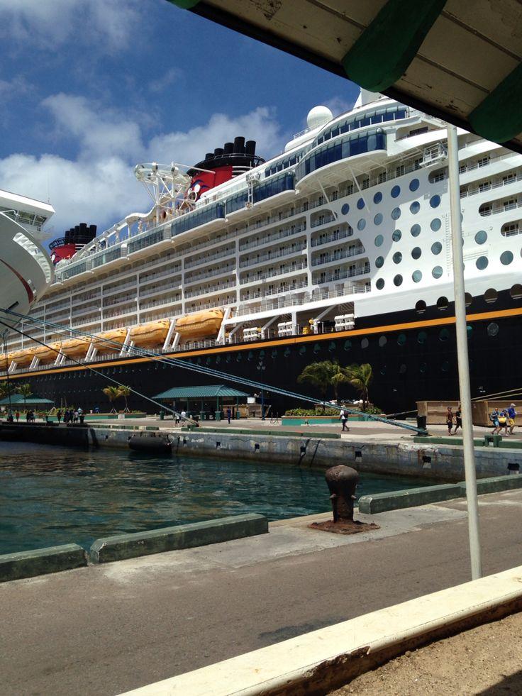 Disney cruise 2015 Bahamas. The Disney Dream