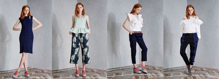 Casual wear by Victor and Rolf (Resort Collection Spring-Summer 2015)