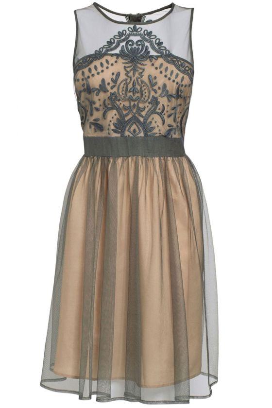 Monsoon Versaille Print Shift Dress, £109 | Look