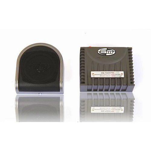 Автомобильная аудиосистема Boschmann MB100CSK – центральная АС PR-100CS с усилителем XQ-100CTR