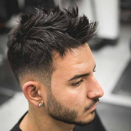 Best 25 men hairstyle names ideas on pinterest haircuts styles 23 dapper haircuts for men urmus Gallery