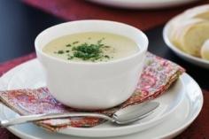 Fijian Fish soup - soooo easy and delicious!