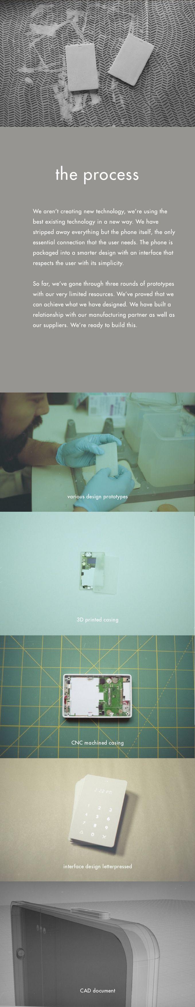 Led night light kickstarter - The Light Phone By Light Kickstarter