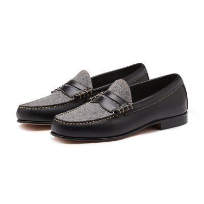 Find classic men's loafers in the Weejuns collection at G. Bass & Co., the  makers of the original penny loafers.