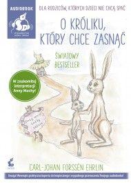O króliku, który chce zasnąć (CD) - jedynie 16,27zł w matras.pl