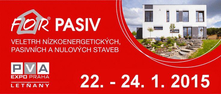 Firma Regulus Vás zve na veletrh FOR PASIV, konaný v termínu 22. - 24.1.2015, na výstavišti PVA EXPO PRAHA, Beranových 667, Praha 9 – Letňany. Souběžně konaný s veletrhy STŘECHY PRAHA a SOLAR PRAHA. Expozici společnosti Regulus naleznete v Hale 2 Stánek C-22. Na Vaši návštěvu se budou těšit naši specialisté v oborech tepelná čerpadla, solární systémy pro ohřev vody a větrání s rekuperací tepla.  Více informací: http://www.regulus.cz/cz/for-pasiv-2015