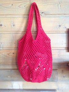 sac ananas crochet